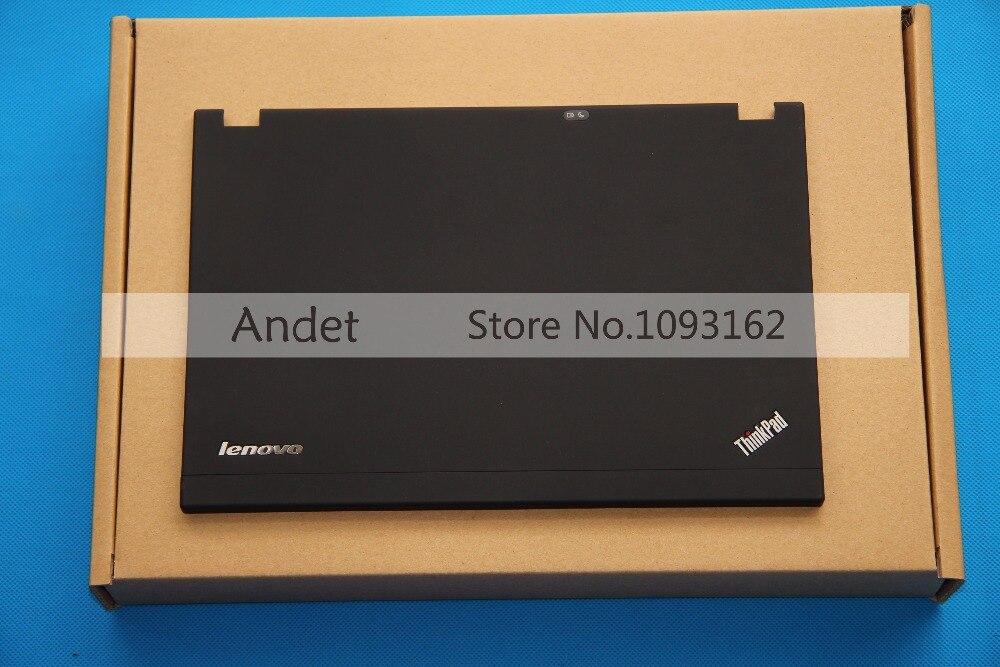 New Original Lenovo ThinkPad X220I X220 X230 X230I LCD Cover Rear Lid Top Back Shell 04W6895 04W2185 new original for lenovo thinkpad x220t x230t lcd back cover x220i tablet x230i tablet top rear cover back lid a shell 04w1772
