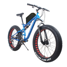 """Custom 26inch Ebike electric mountain bicycle fat 4 0 tries snow beach bike off-road 48V 1500W 70KM H MTB FAT EBIKE cheap One Seat Lithium Battery 30-50km h Aluminum Alloy Luxury Type 60 km Brushless 500w HRTC 26"""""""