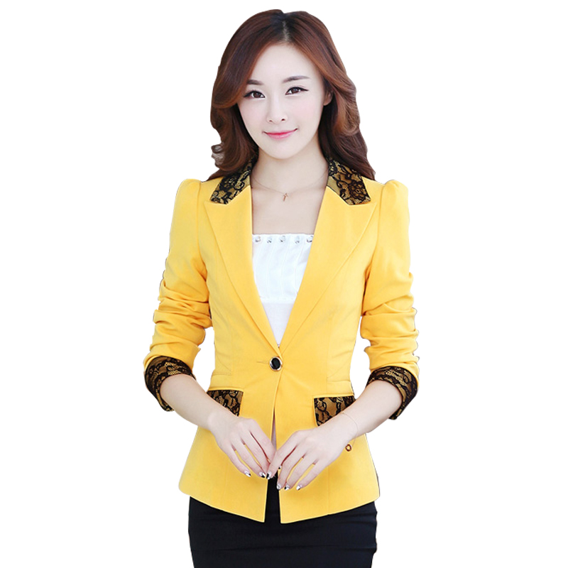 Online Get Cheap Yellow Office Suit Women -Aliexpress.com ...
