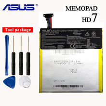 Original ASUS C11P1304 Battery For ASUS MEMO PAD HD 7 ME173X K00U K00B HD7 3950mAh free shipping new 7 inch black touch screen with digitizer replacment for asus memo pad hd 7 me173 me173x k00b k00u page 7
