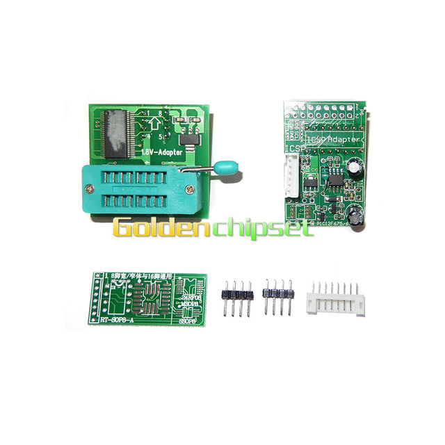 RT809F Programmer Packing Include