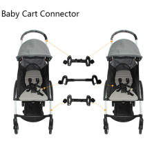 купить 3pcs Carriage Connector Of Twin Baby Stroller Pram Joint Linker For Yoyo+ Yoya Folding Stroller Accessories дешево