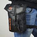 Мода Мужчины гонки езда сумки пакет плечо мешок KTM Мотокроссу посланник грудь и ноги мешок HARLEY Рыцарь Инструмент Оксфорд Ног мешок