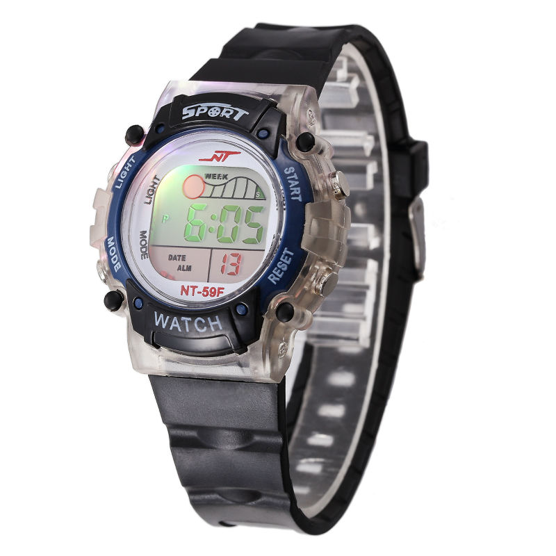 Brand LED Digital Mens Military Watch Men Children Sports Watches Climbing Fashion Outdoor Casual Man Wristwatches