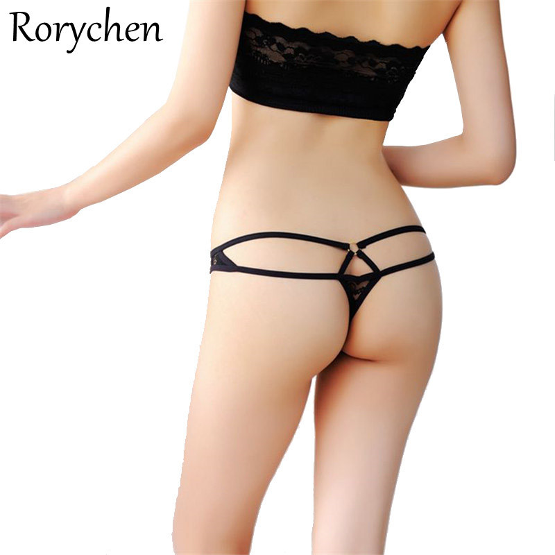 Buy some sexy women's underwear. A fetish panty or g-string makes your bondage play hot! We have panties made of leather, latex, vinyl and traditional.