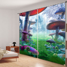 buy mushroom curtains and get free shipping on aliexpress com