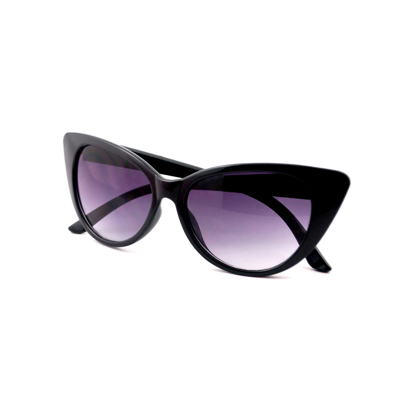 NEW Cat Eye Sunglasses of Women Fashion Sexy UV400 Sun Glasses Gradient Lens Plastic Female Eyewear  de sol feminino NK-4 1
