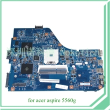 "MBRNX01001 MB.RNX01.001 48.4M702.011 for acer aspire 5560G laptop motherboard 15.6"" DDR3 ATI HD 6470M"