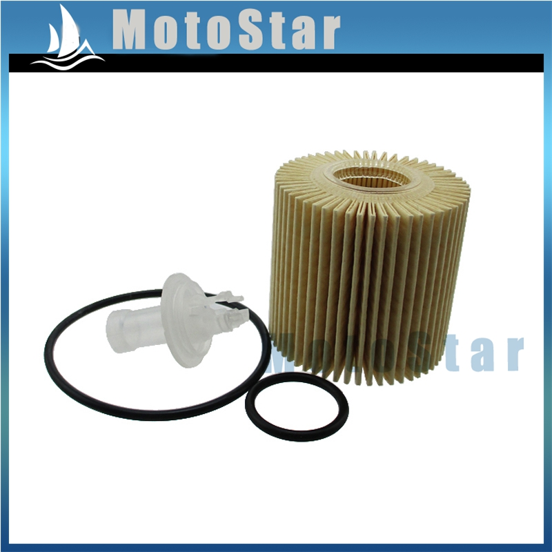 Oil Filter For Lexus RX350 RX450H 04152 YZZA1 2007 2017