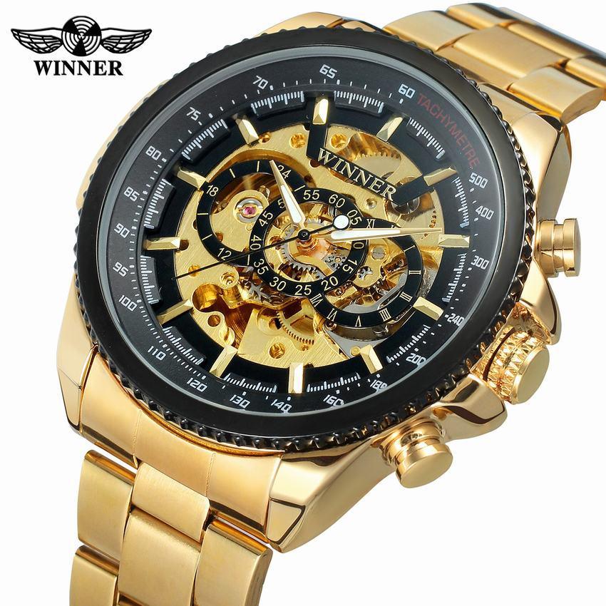 HTB1QgQ.KbuWBuNjSszgq6z8jVXat New Hot Winner 0352 Mens Watches Military Sport Clock Male Top Brand Luxury Skeleton Clocks Automatic Mechanical Steel Men Watch