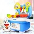 Novas crianças chegada de jogar brinquedos para meninos e meninas casa jogar brinquedos de cozinha cozinhar cozinhar utensílios de cozinha terno do bebê