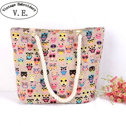 2019 Новый Для женщин сумки из натуральной кожи в стиле «Бохо повседневные цветные, холщовые сумки путешествия сумки на плечо, женские сумки н...