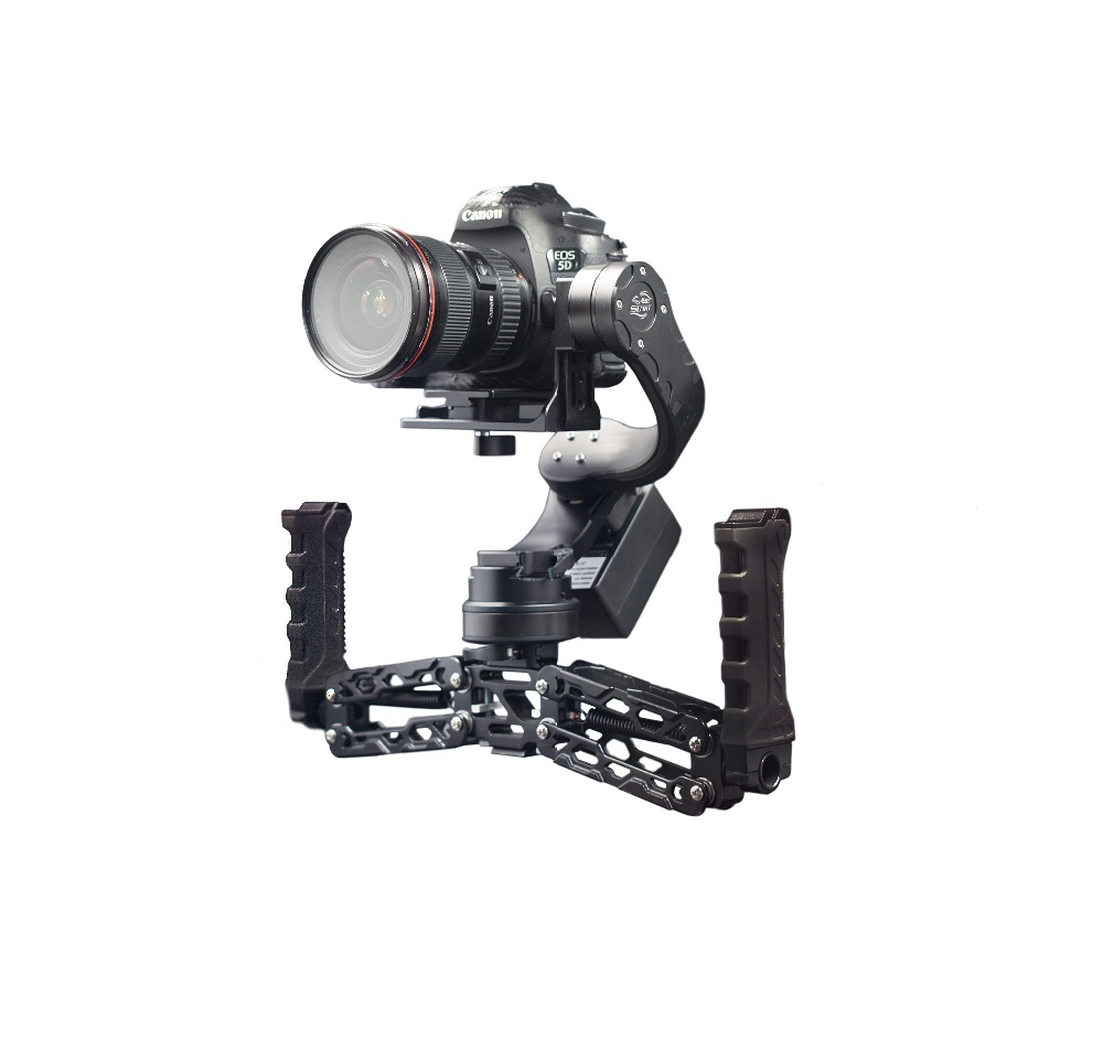 Nebula4500 5AXIS GYRO STABILIZER BUILT IN ENCODER-in Tripods from Consumer Electronics