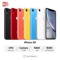 2018 разблокирована оригинальный Apple iPhone XR | 6,1