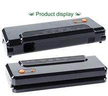 ביתי רב תפקודית אבק מזון אוטם אוטומטי ואקום פקר ואקום אריזה מכונה עם 10pcs של שקיות מזון Saver