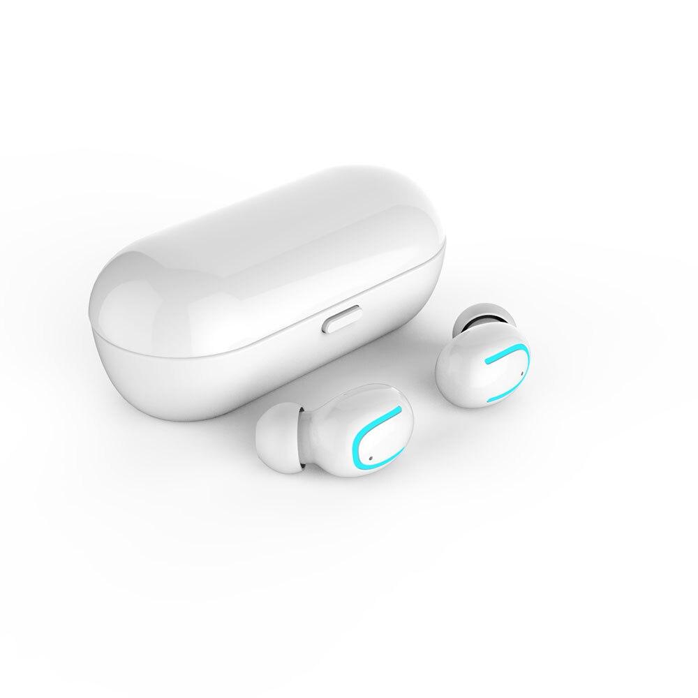 СПЦ беспроводной наушник Bluetooth 5,0 наушники двусторонний звонки гарнитура с зарядки box Mic для телефона iPhone Xiaomi