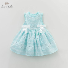 DB3461 dave bella  summer baby cute dress girl fairy childrens boutique clothes lolita