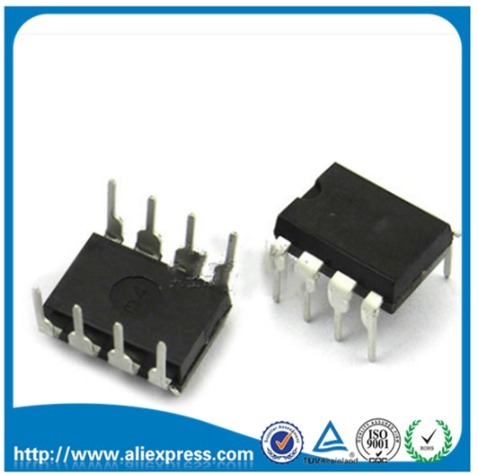 20PCS NE555P DIP NE555N DIP8 NE555 Original IC High Precision Timer FREE SHIPPING