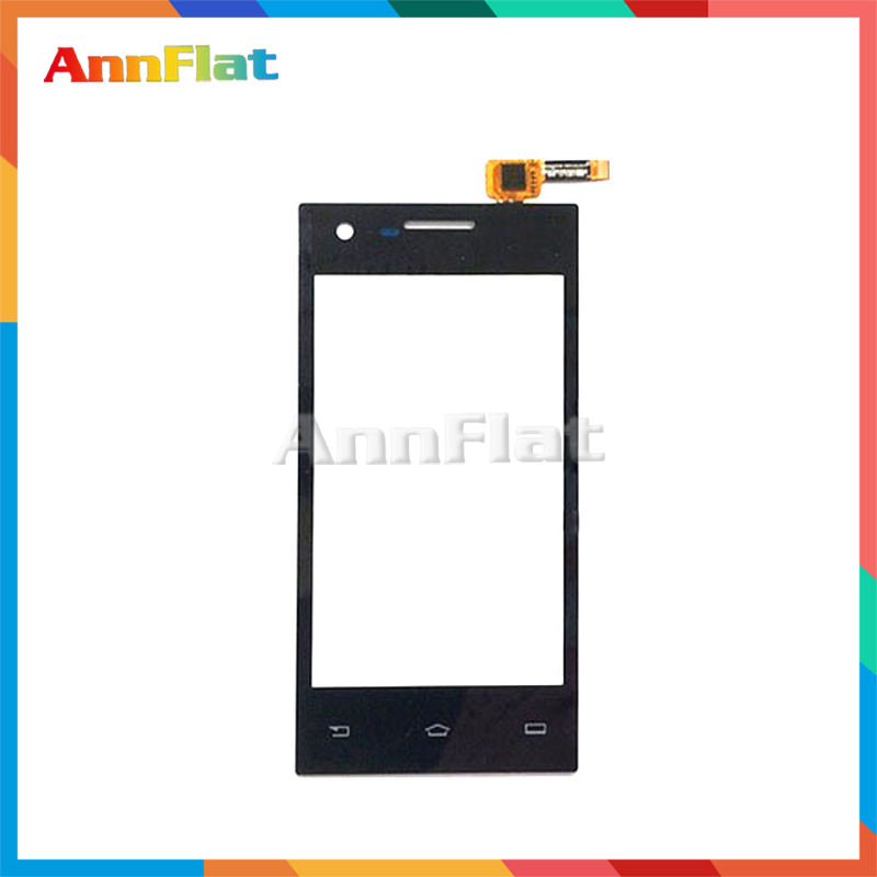 High Quality 4.0 For Philips S309 Touch Screen Digitizer Front Glass Lens Sensor Panel Free Shipping + Tracking code