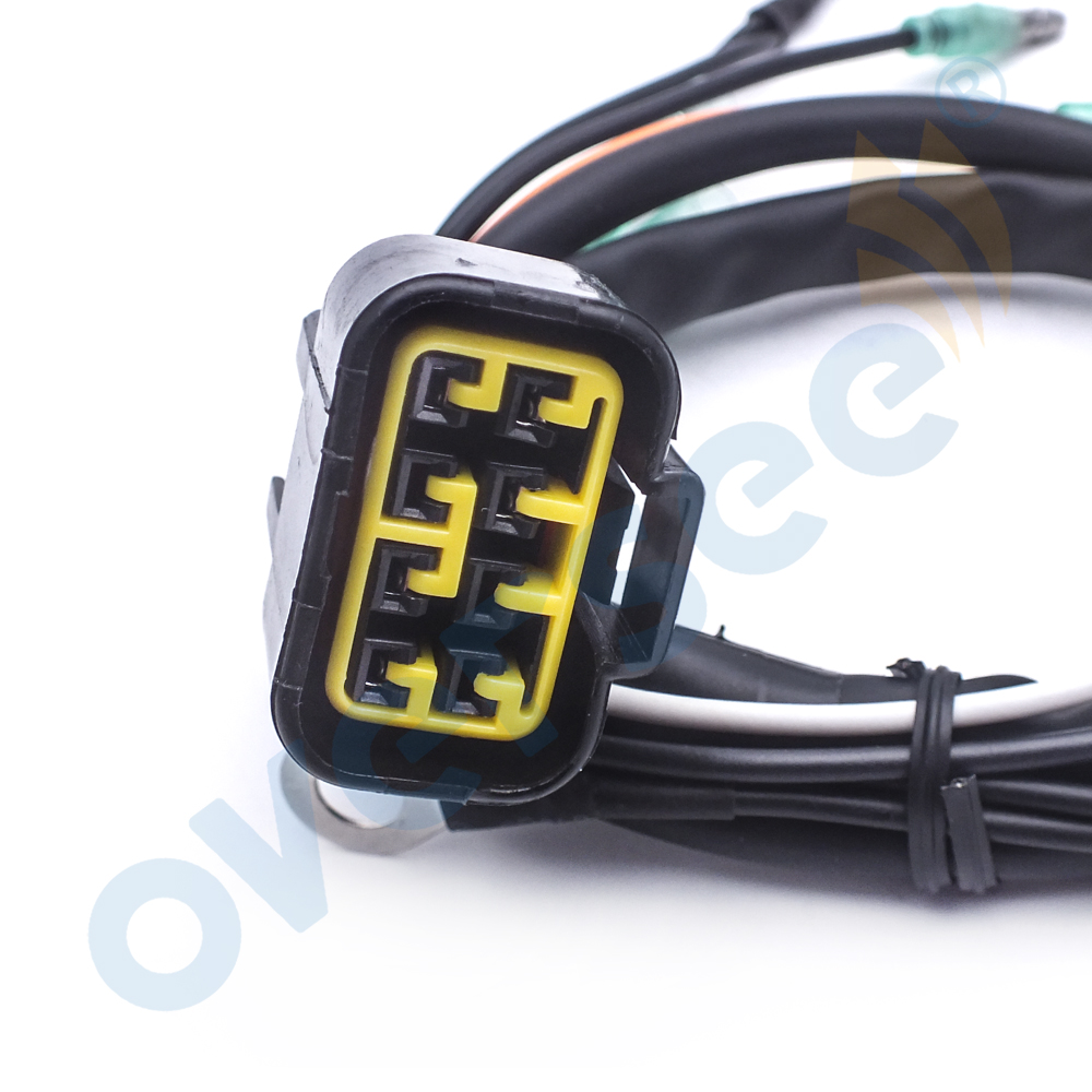 6f5 82590 20 Outboard Wire Harness Assy For Yamaha Engine Main 40hp