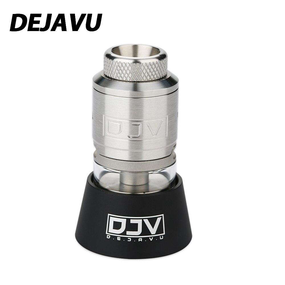 Capacité originale de DEJAVU RDTA 2 ml avec le bâtiment de doubles bobines et la conception imperméable 25mm de diamètre convenable traînent 2/Mod de Luxe/Shogun Mod