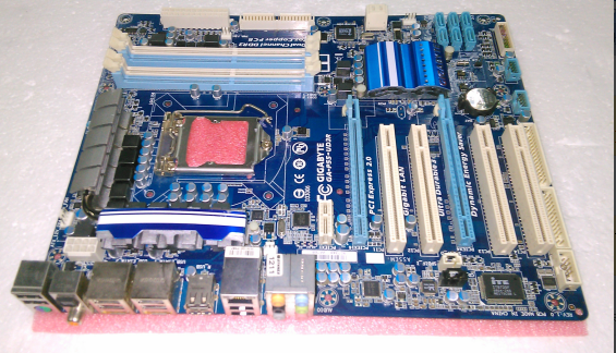 original motherboard for Gigabyte GA-P55-UD3R LGA 1156 DDR3 P55-UD3R boards 16GB P55 Desktop motherboards Free shipping free shipping original motherboard for gigabyte ga p55 ud3l ddr3 lga 1156 p55 ud3l 16gb p55 desktop motherboard