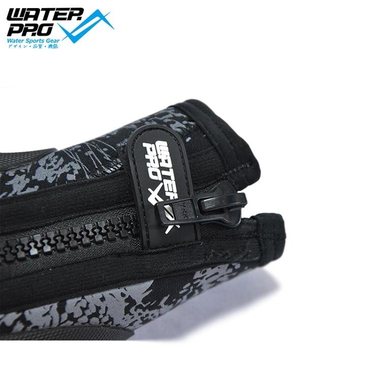 Vandens Pro GS 5mm nardymo batai nardymui - Vandens sportas - Nuotrauka 3