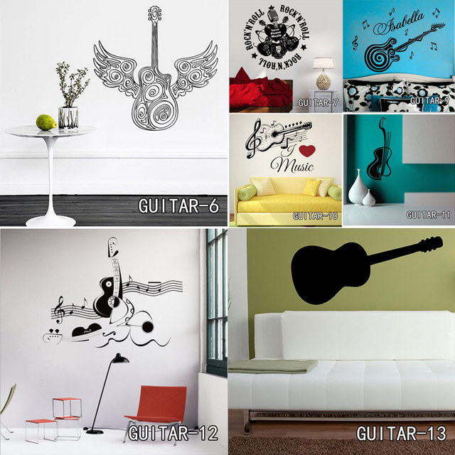 Guitar Music Room 2