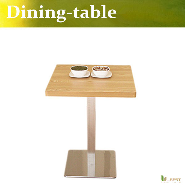 Modern square dining table tea table coffee table