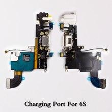 LEOLEO USB Charging Port Dock Connector Flex Cable For iPhone 6S Plus 7G 7 Plus 8G 8 Plus X Mircophone Headphone Audio Jack цены