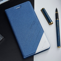 Case Cover For Xiaomi Redmi 4 4 Pro 4A High Quality Brand Leather Magnet Flip Stand