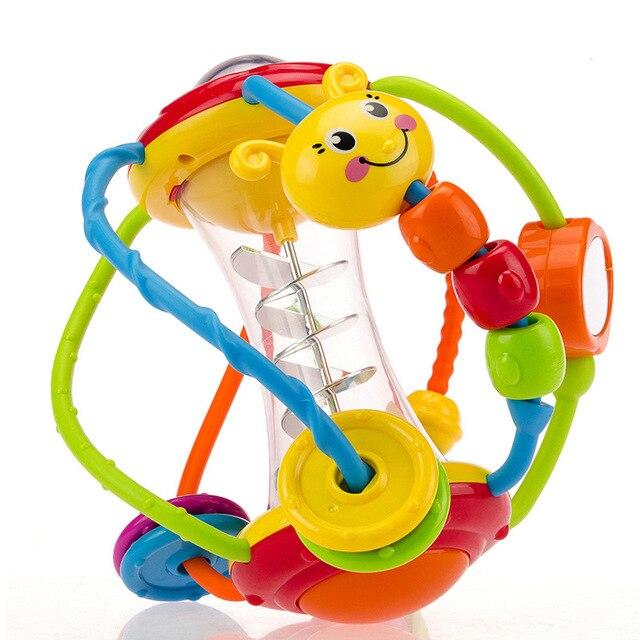 baby spielzeug ball rasseln lernspielzeug bebe greifen. Black Bedroom Furniture Sets. Home Design Ideas