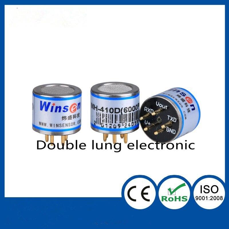 MH-410D infrarouge CO2 capteur de gaz industriel place dioxyde de carbone détection de concentration