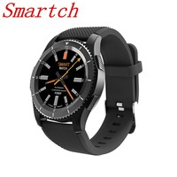 G8 Smartwatch Bluetooth 4.0 SIM Call Message Reminder Heart Rate Monitor Smart watch For Android Apple Xiaomi Samsung