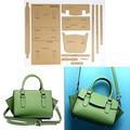 1 Set Acrylic Leather-based Template Dwelling Handwork Leathercraft Stitching Sample Instruments Accent Envelope bag 24.5*31*2cm HTB1QgXFzMmTBuNjy1Xbq6yMrVXaY