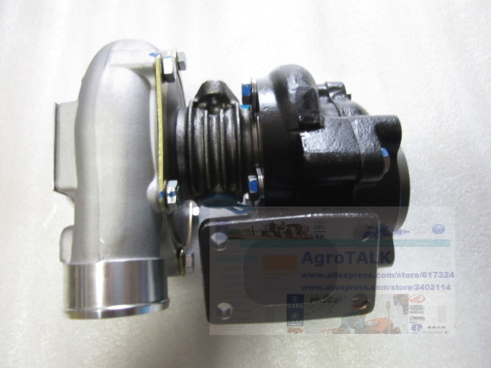 цена на Foton LOVOL tractor parts, the turbo charger for foton series TD804 TD824, part number: T74801003
