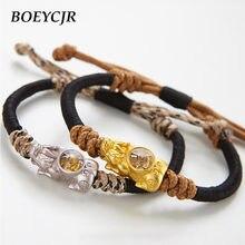 Boeycjr новый золотой цвет вращающаяся ветряная мельница счастливая