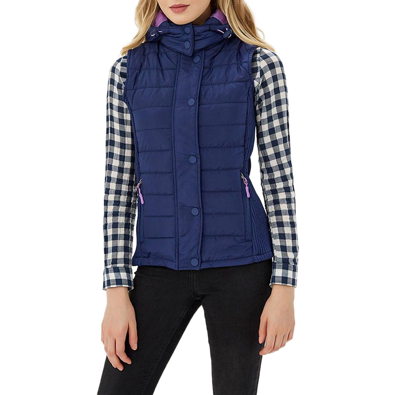 Vests MODIS M181S00083 woman vest jacket sleeveless jackets for female TmallFS