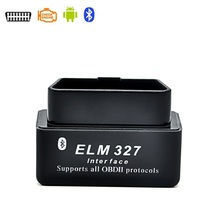 2016 Super MINI Bluetooth ELM 327 V2.1 OBD2 / OBDII ELM327 for Android Torque Car Code Reader Scanner