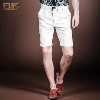 Free Shipping fashion casual Men's New printing summer five sub trousers fashion shorts 14914 On Sale