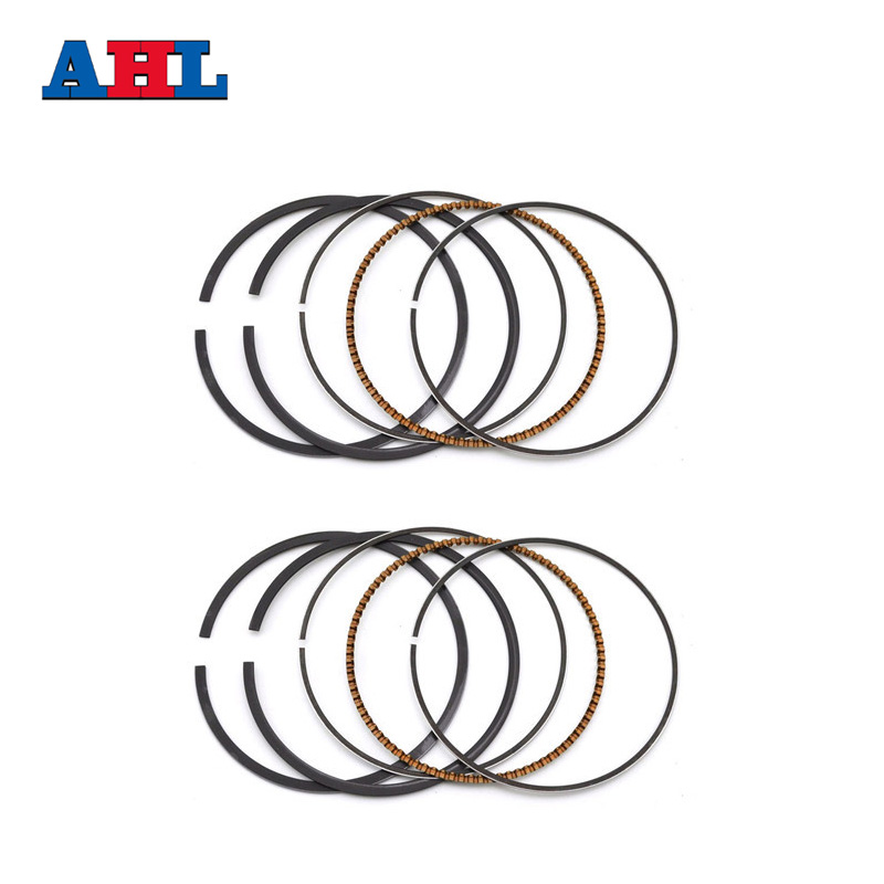 Motorcycle Engine parts STD Bore Size 65mm piston rings