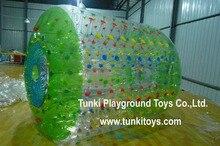Inflatable water roller/aqua roller