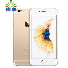 Original débloqué Apple iPhone 6 S 4.7 pouces 16 GB/32 GB/64 GB/128 GB 12.0MP WCDMA 4G LTE utilisé iPhone6s