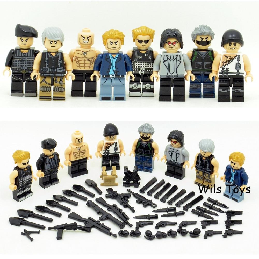 Shadow Task Force MILITARY SWAT Soldier World War 2 Criminal