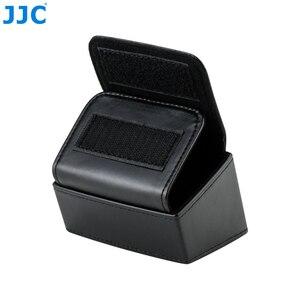 """Image 2 - JJC LCH S35 לקפל החוצה מסך שמש מגן כיסוי 3.5 """"LCD הוד וידאו מצלמה תצוגת מגן עבור Canon/סוני מצלמות וידאו"""