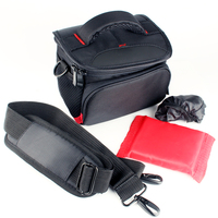 Waterproof Camera Bag Case For Canon EOS M10 M2 M3 G1X Mark II 100D 1100D 1200D