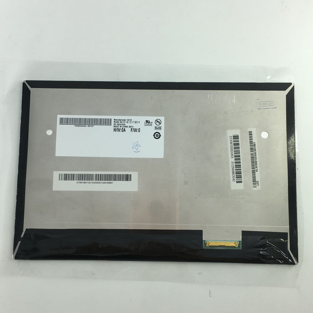 1280*800 10.1 Inch B101EVT05.0  LCD Screen Display Panel Replacement For Acer Iconia Tab A210 A211