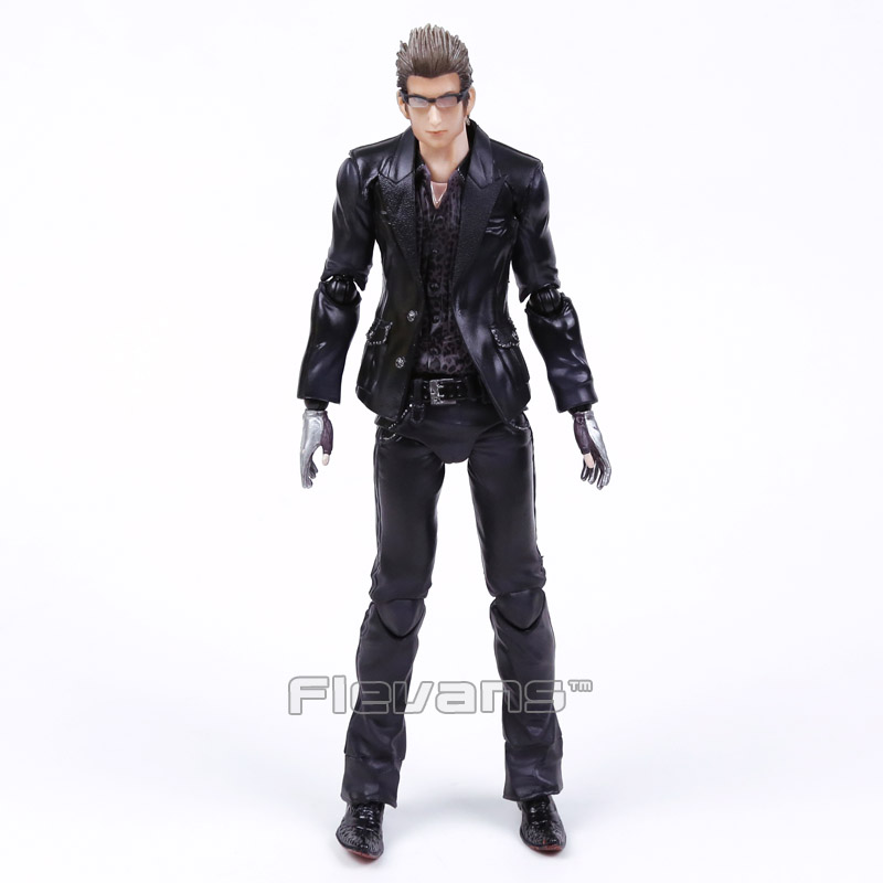 Play Arts KAI Final Fantasy XV Ignis Scientia PVC Action Figure Collectible Model Toy 26cm play arts kai final fantasy xv ignis scientia pvc action figure collectible model toy 26cm