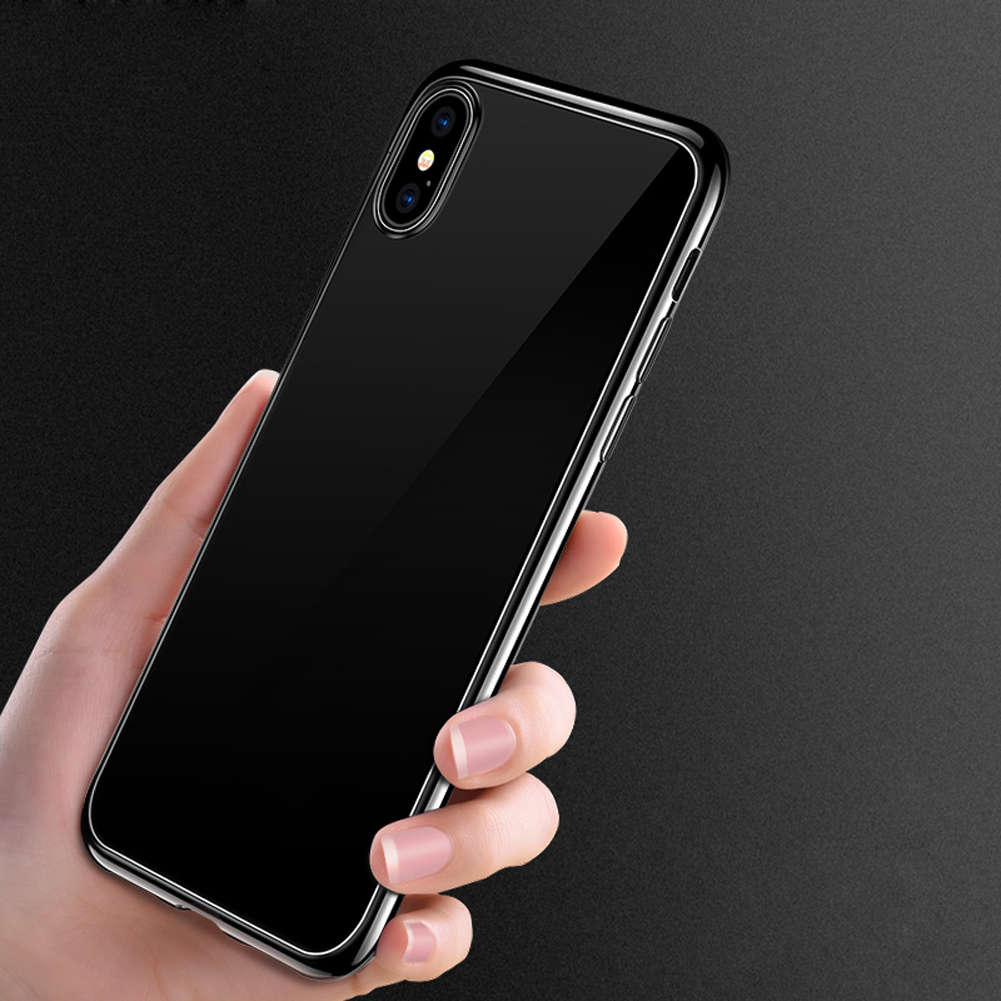 Mayround для <font><b>IPhone</b></font> X 8 плюс силиконовый чехол Jet черный глянцевый желе Силиконовые Мягкий Телефонные Чехлы для мангала для <font><b>iphone</b></font> 6S 7 плюс 8