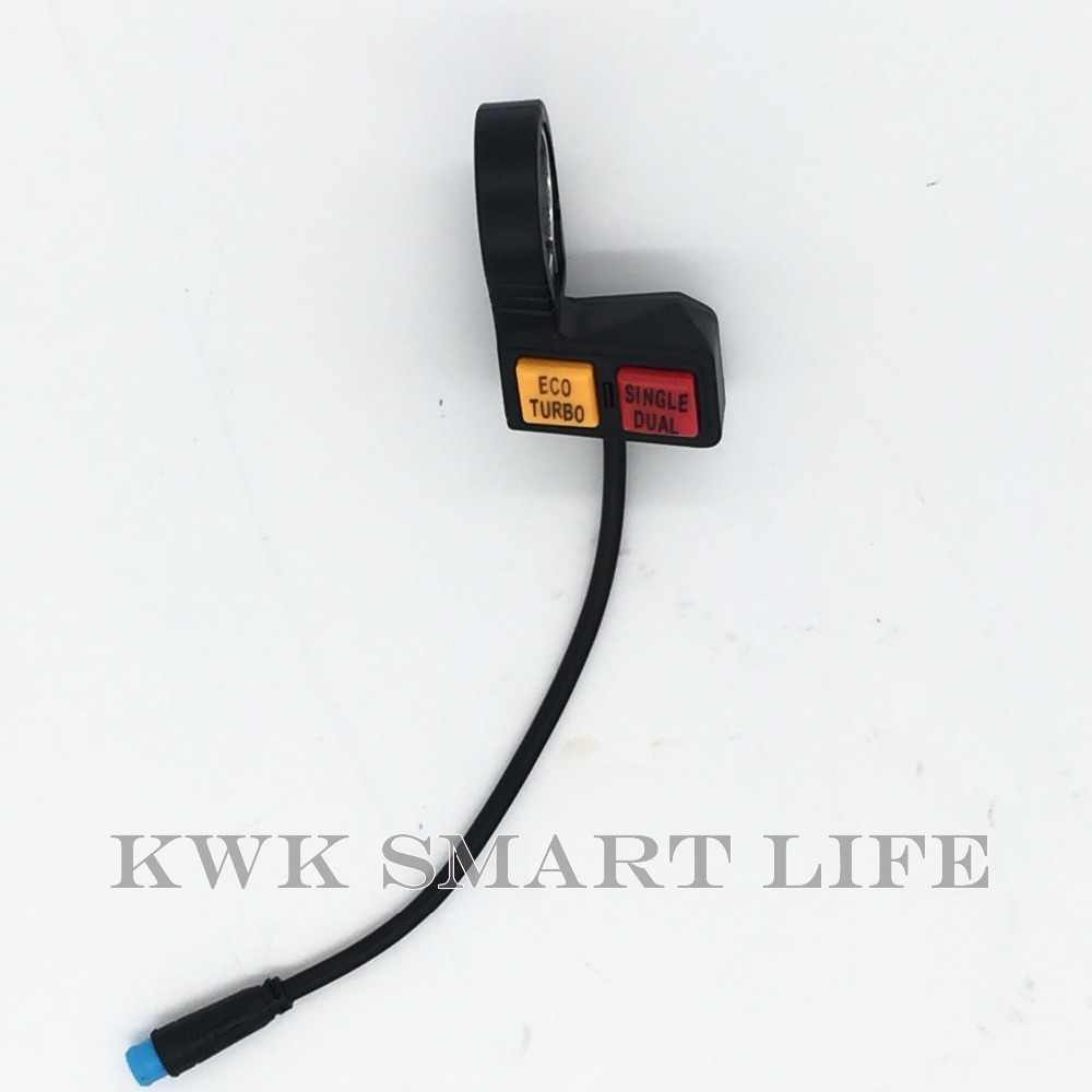 Single Dual Switch For Wolf Warrior Electric Scooter